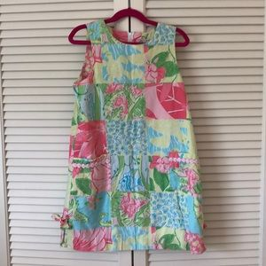 Lilly Pulitzer - Girl's Shift Dress- Size 8